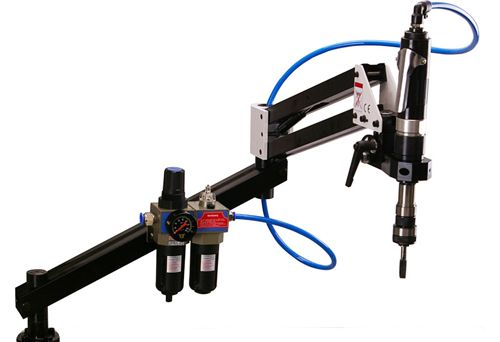 Budget Pantographic Tapping Arm with ANSI Collet Set